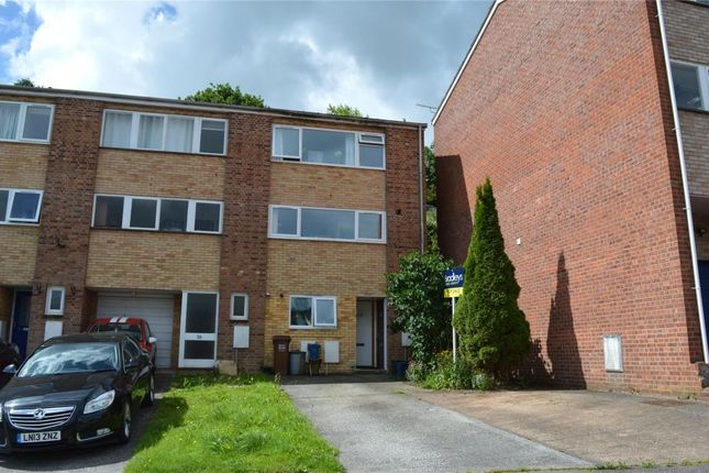Thumbnail Maisonette for sale in Greenway, Crediton, Devon