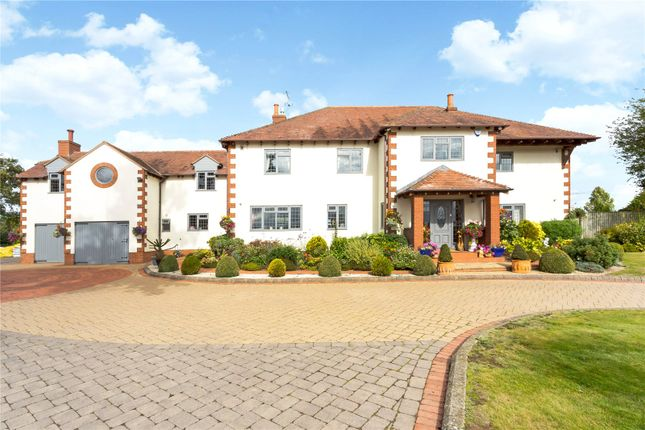 Thumbnail Detached house for sale in Ilmington Road, Armscote, Stratford-Upon-Avon, Warwickshire