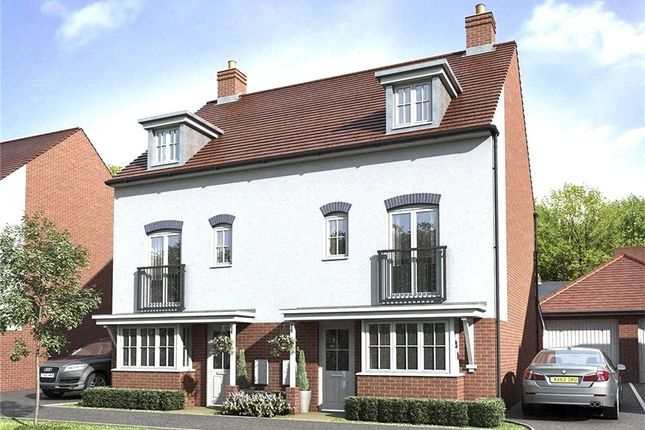 Thumbnail Semi-detached house for sale in Worthing Road, Littlehampton, West Sussex