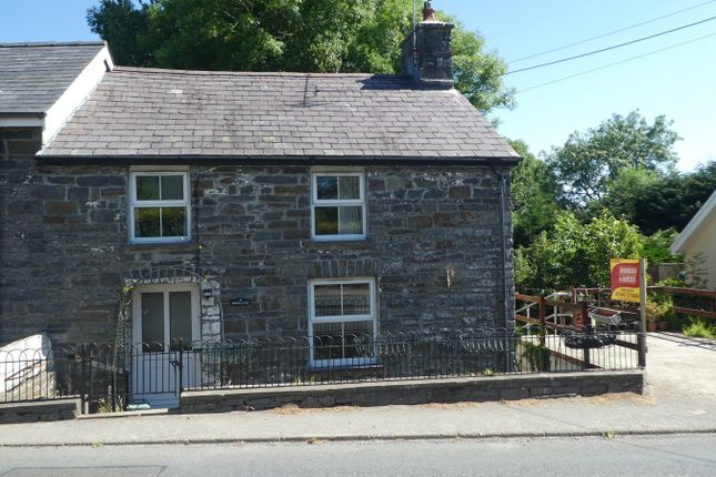 Thumbnail Semi-detached house for sale in Felinfach, Lampeter
