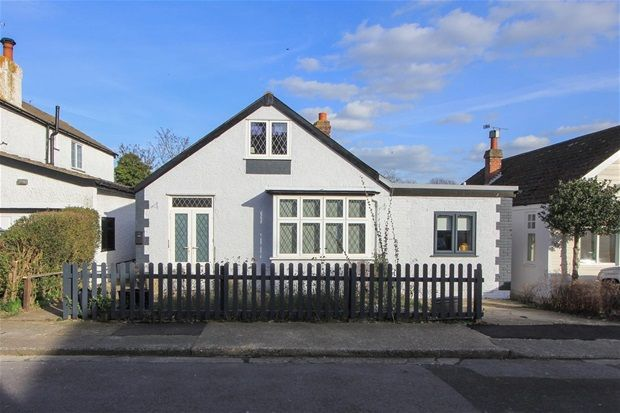 Thumbnail Detached bungalow for sale in Wynn Road, Tankerton, Whitstable