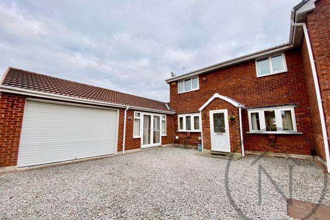 4 bed semi-detached house for sale in Warner Grove, Darlington DL3