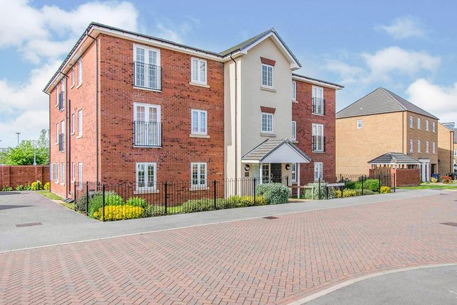 1 bed flat for sale in Buttermere Crescent, Lakeside, Doncaster DN4