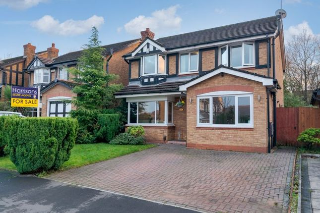 5 bed detached house for sale in Stonehaven, Beaumont Chase, Bolton, Lancashire. BL3