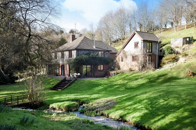 Thumbnail Country house for sale in Milton Combe, Yelverton