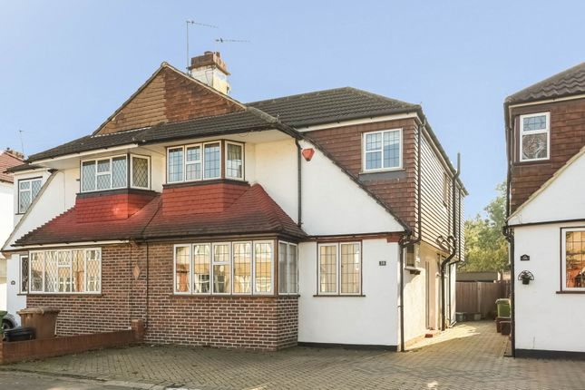 Thumbnail Semi-detached house for sale in Sidewood Road, New Eltham