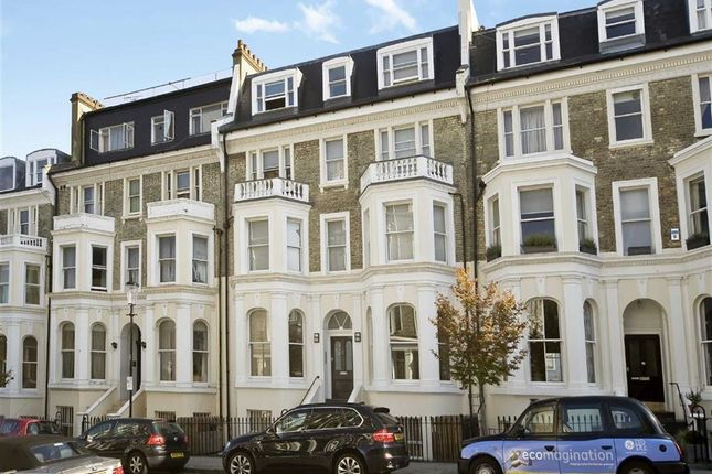 Thumbnail Flat to rent in Campden Hill Gardens, London