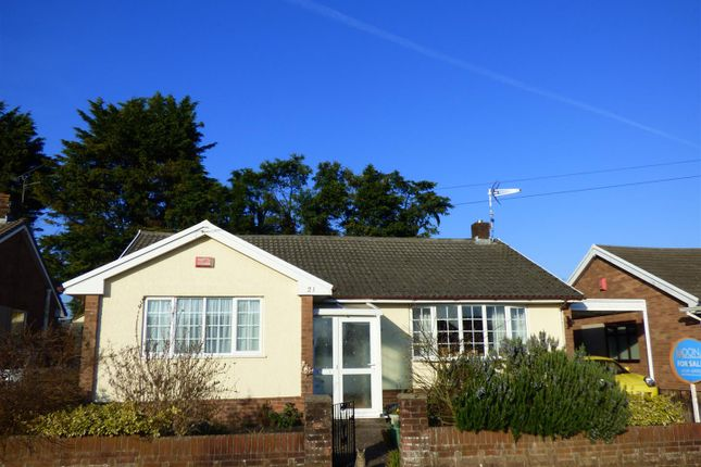 Thumbnail Detached bungalow for sale in Beech Grove, High Beech, Chepstow