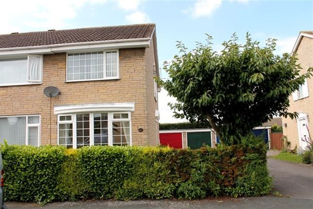 Thumbnail Terraced house to rent in Field Avenue, Thorpe Willoughby, Selby