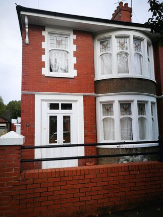 Thumbnail Semi-detached house to rent in Fidlas Avenue, Cardiff