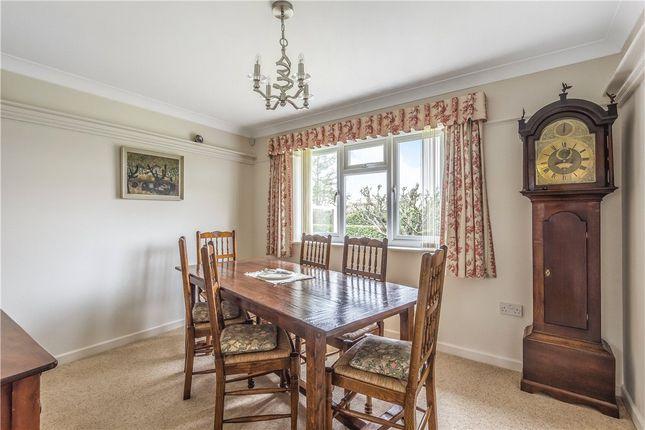 Dining Room of Woodlands Mead, Marnhull, Sturminster Newton, Dorset DT10