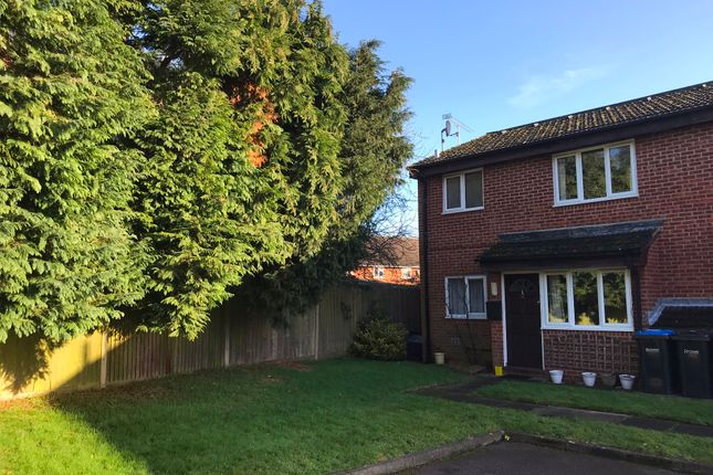 Thumbnail End terrace house for sale in Sycamore Walk, Englefield Green, Egham