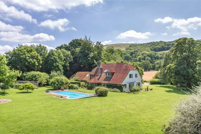 Thumbnail Detached house to rent in Allan Cottage, Treyford