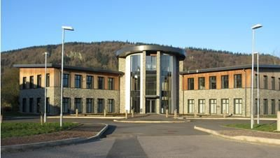Thumbnail Office for sale in G M Jones Limited, Parc Ty Gwyn, Betws Road, Llanrwst, Conwy