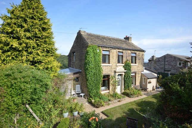 Thumbnail Detached house for sale in Bourn View Road, Huddersfield