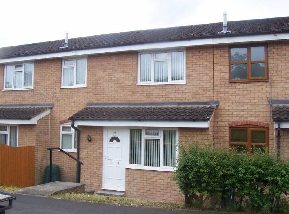 Thumbnail Terraced house to rent in Kempton Avenue, Bobblestock, Hereford