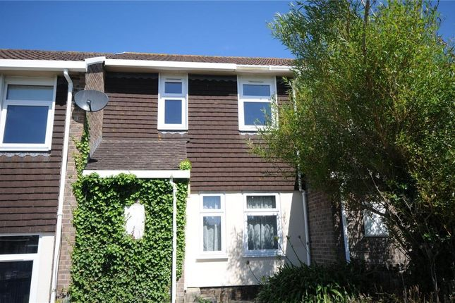 Thumbnail Terraced house for sale in Jubilee Road, Threemilestone, Truro