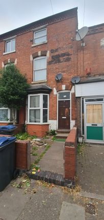3 bed terraced house to rent in Hutton Road, Handsworth, Birmingham B20
