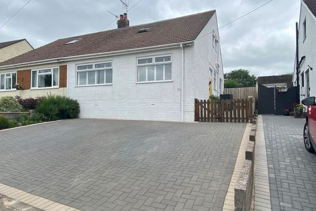 3 bed semi-detached bungalow for sale in Heol Uchaf, Rhiwbina, Cardiff CF14