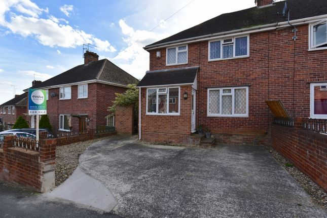 3 bed semi-detached house for sale in Chelston Avenue, Yeovil