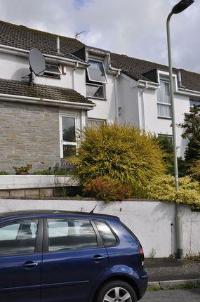 Thumbnail Terraced house for sale in Nursery End, Barnstaple