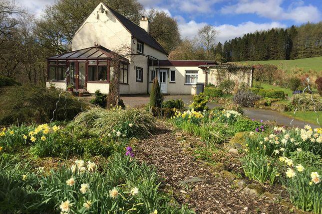 Thumbnail Detached house for sale in Glencrosh, Moniaive