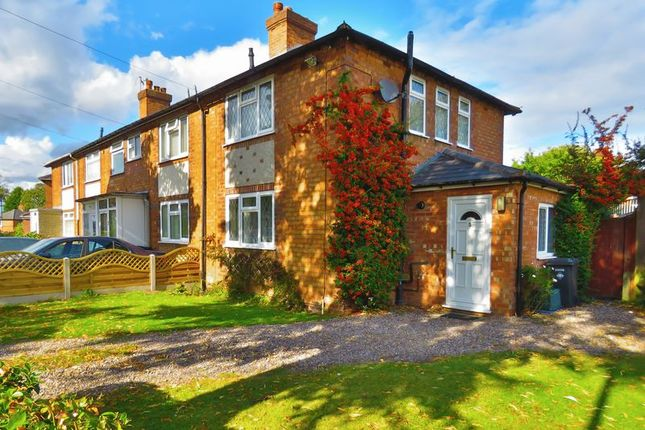 Thumbnail Terraced house for sale in Arkley Road, Hall Green, Birmingham