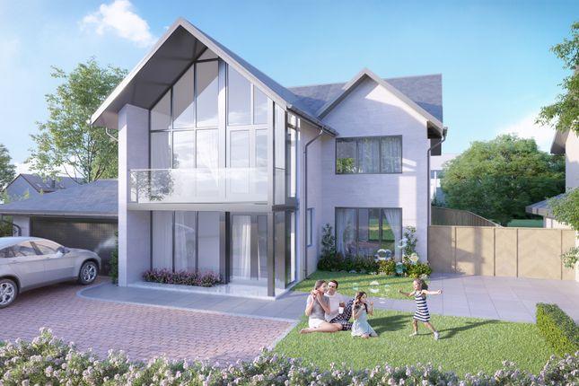 Thumbnail Detached house for sale in London Road, Bishop's Stortford