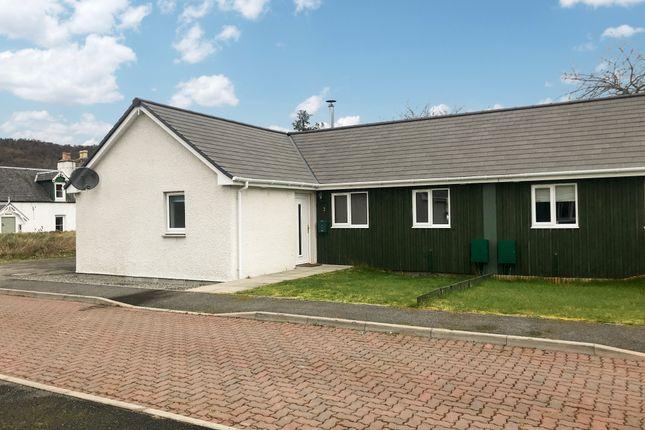 Thumbnail Semi-detached bungalow for sale in Coiltie Court, Drumnadrochit, Inverness