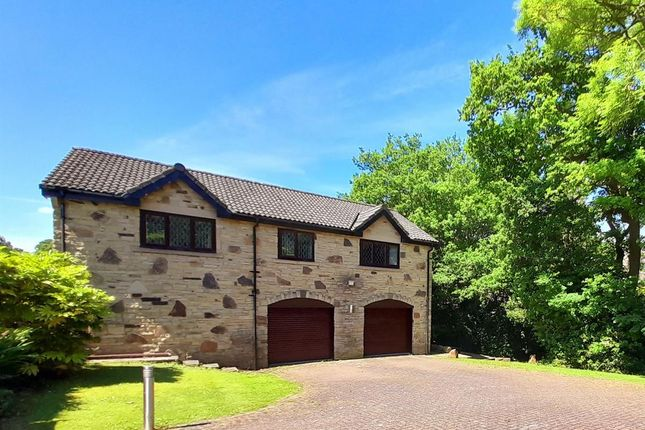 Thumbnail Detached house for sale in Willow Mill, Goodwood Close, Shotley Bridge