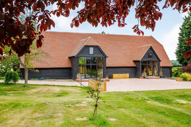 Thumbnail Detached house for sale in The Barn, Great Sampford, Saffron Walden