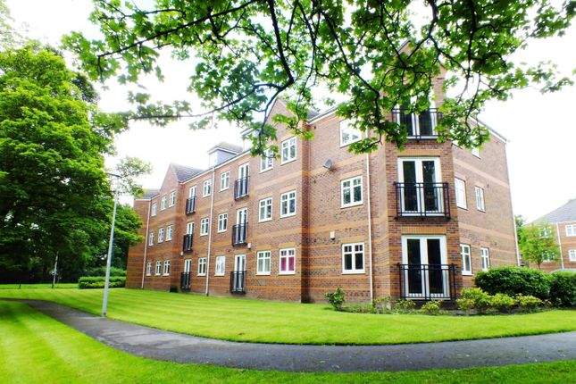Thumbnail Flat to rent in Brackenhurst Place, Moortown, Leeds