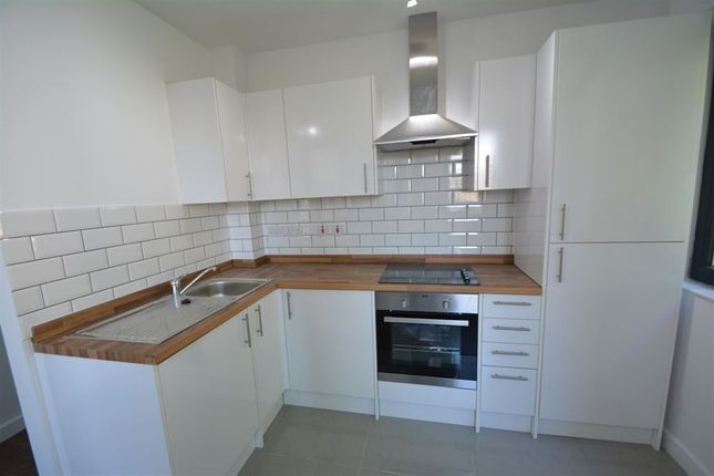 Thumbnail Flat to rent in Touthill Place, City Road, Peterborough