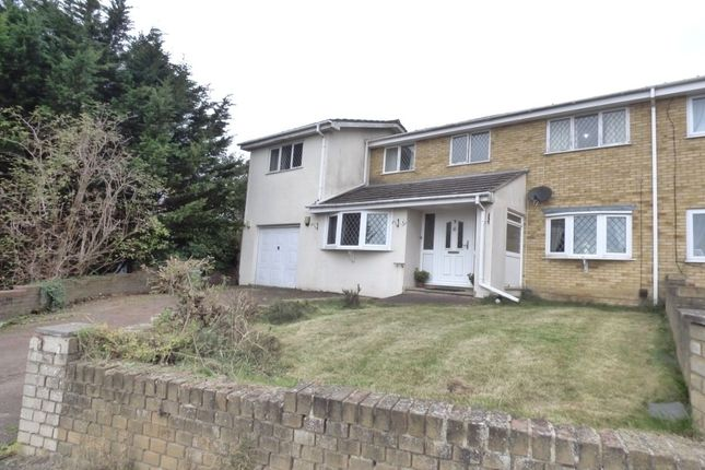 Thumbnail Semi-detached house for sale in Snowdrop Close, Folkestone