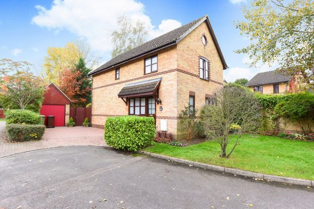 Thumbnail Detached house for sale in Newton Road, North Farnborough