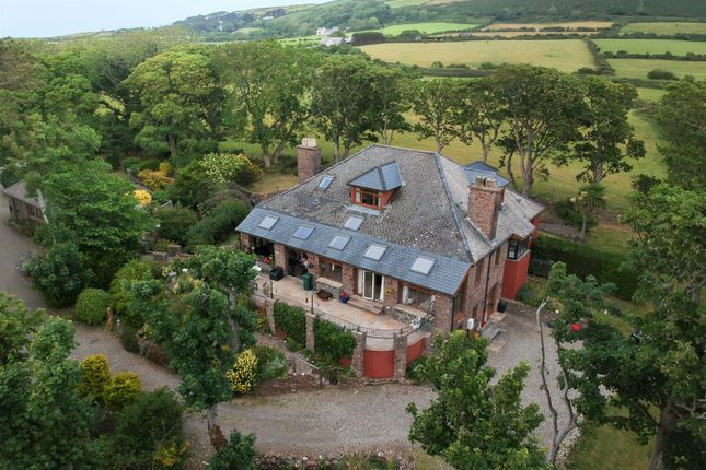 Thumbnail Detached house for sale in Ballagyr Lane, Peel, Isle Of Man