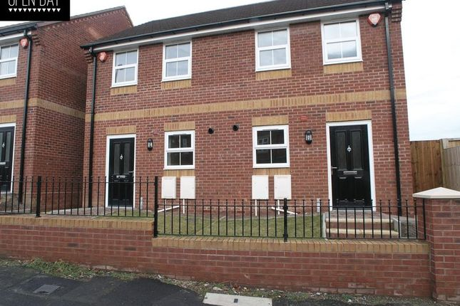 Thumbnail Semi-detached house for sale in Graingers Lane, Cradley Heath