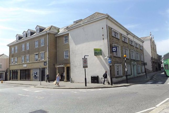 Thumbnail Office to let in Penhaligon House, 3rd Floor, Green Street, Truro