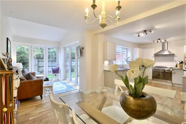 Thumbnail Detached house for sale in Kimberland Way, Abbeymead, Gloucester