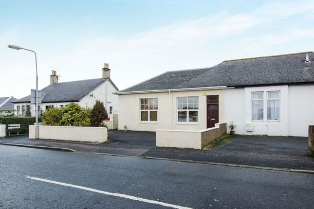 Thumbnail Semi-detached bungalow for sale in Shaw Road, Prestwick