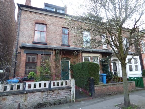 Thumbnail End terrace house for sale in Brundretts Road, Manchester, Greater Manchester