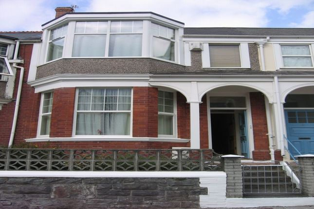 Thumbnail Terraced house to rent in Beechwood Terrace, Plymouth