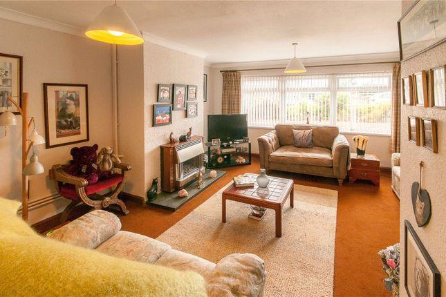 Lounge of Waun Gyrlais, Ystradgynlais, Swansea SA9