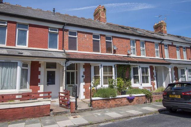 3 bed terraced house for sale in West Terrace, Penarth CF64
