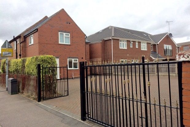 Thumbnail Detached house to rent in Royland Road, Loughborough
