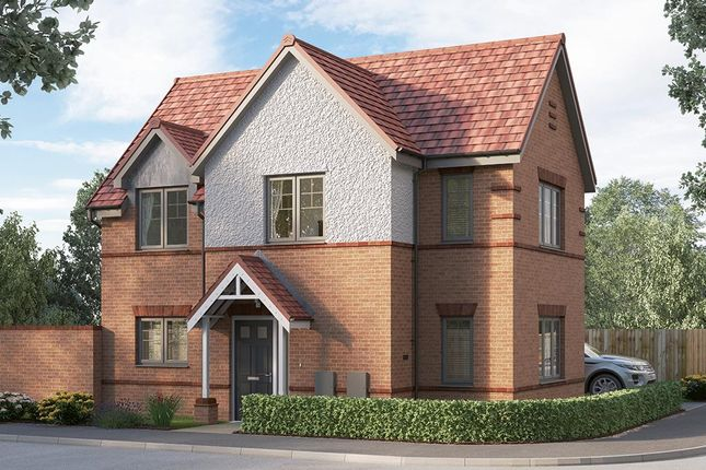 "Thumbnail Detached house for sale in ""The Easton"" at Pennyfine Road, Sunniside, Newcastle Upon Tyne"