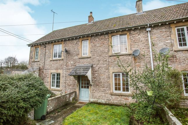 Thumbnail 2 bed terraced house for sale in Downhead, Downhead, Shepton Mallet