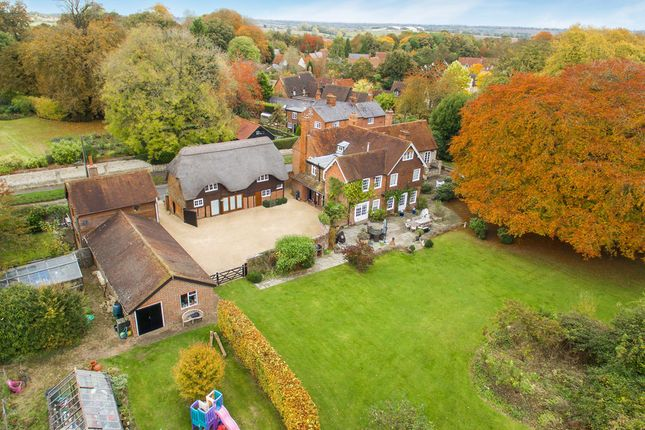 Thumbnail Detached house for sale in Oving Road, Whitchurch, Aylesbury