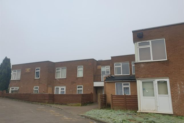 Thumbnail Flat to rent in St Clements Court, Comet Close, Fosse Lane, Leicester