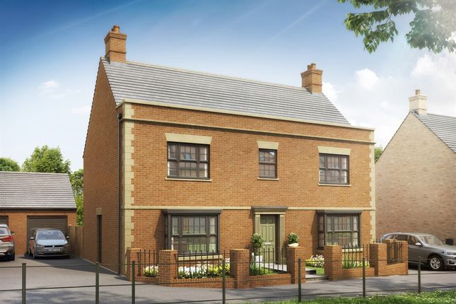"""Thumbnail Detached house for sale in """"The Maidford"""" at Heathencote, Towcester"""